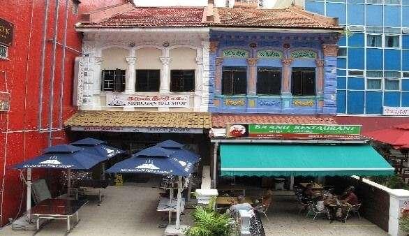 Restaurants in Little India