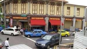 Restaurant in Singapur