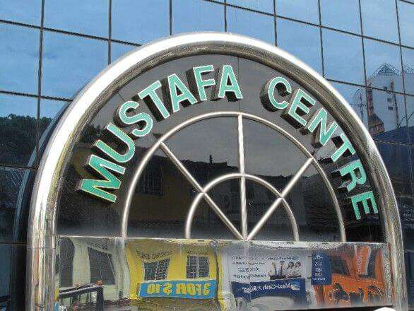 Mustafa Center in Little India