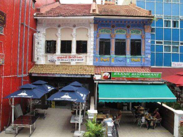 Restaurants in Little India