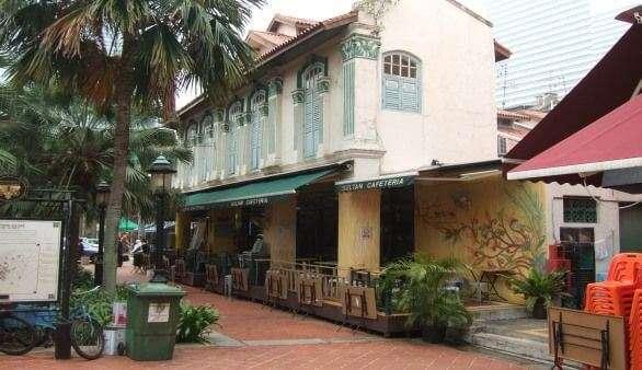 Arabisches Viertel