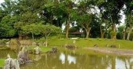 Chinesischer Garten in Singapur