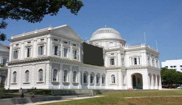 Nationalmuseum in Singapur