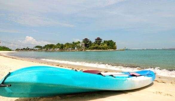 Wassersport in Singapur