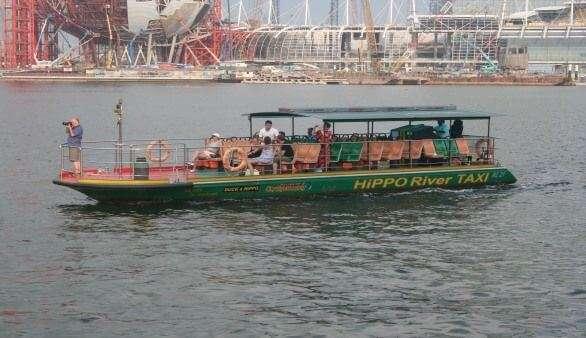Bootstouren auf dem Singapore River