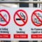Sicherheit und Strafen in Singapur